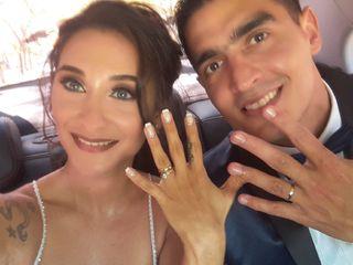 El casamiento de Marii y Mauro