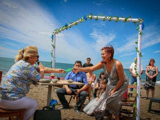 El casamiento de Carlos y Amanda en Camarones, Chubut 2