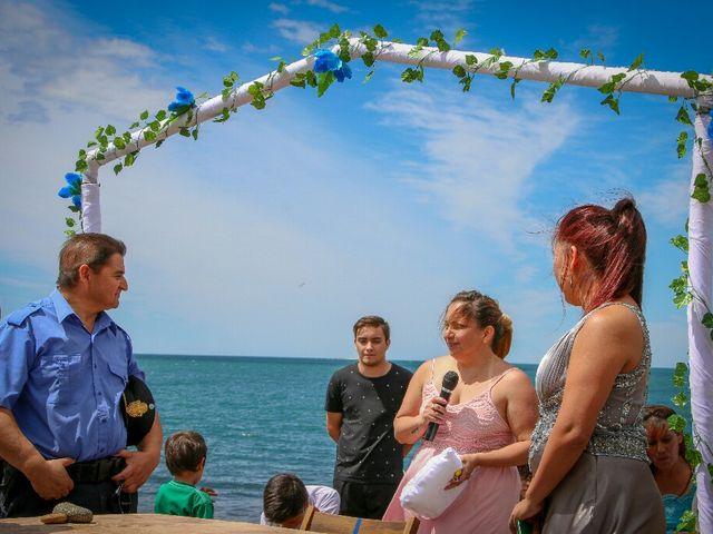 El casamiento de Carlos y Amanda en Camarones, Chubut 8