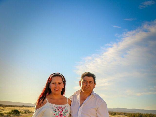 El casamiento de Carlos y Amanda en Camarones, Chubut 12