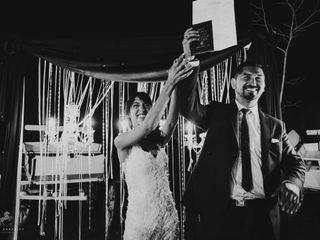 El casamiento de Agustina y Cesar