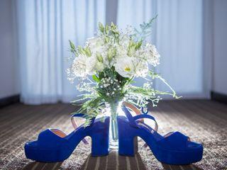 El casamiento de Daniela y Horacio 3