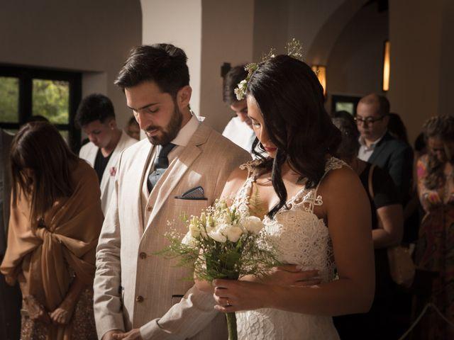 El casamiento de Daniela y Horacio