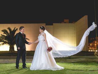 El casamiento de Roxana y Maxi