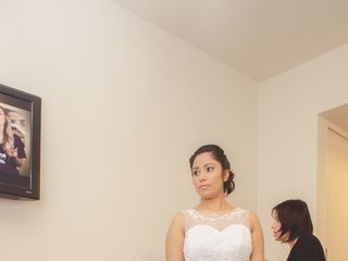 El casamiento de Deborah y Alexis 1