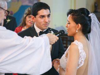 El casamiento de Romina y José 3