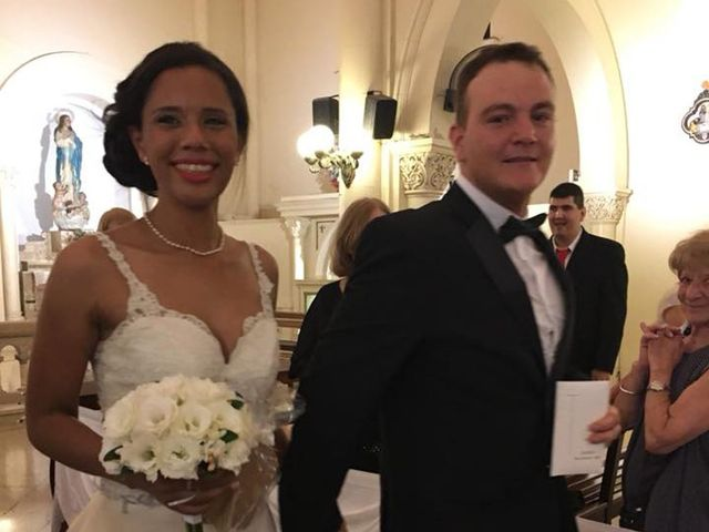 El casamiento de Florencia y Alejandro