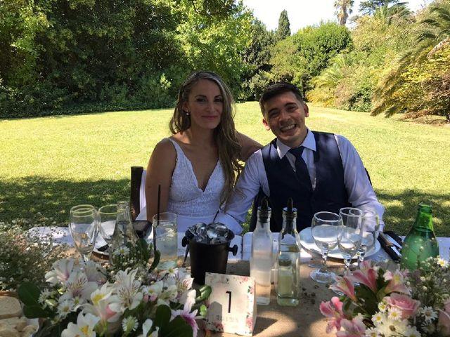 El casamiento de Melisa y Martín