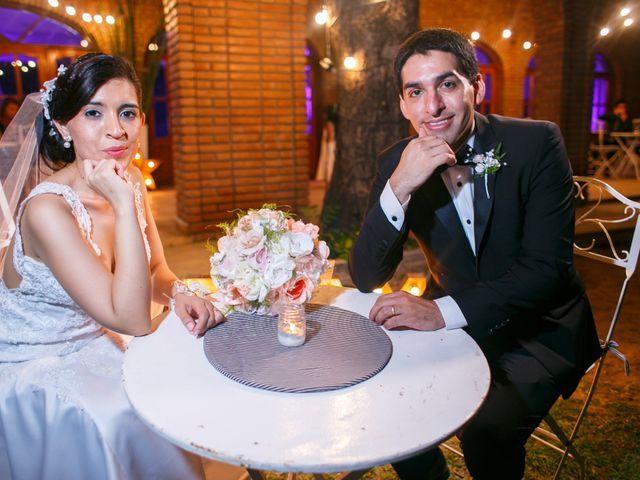 El casamiento de Romina y José