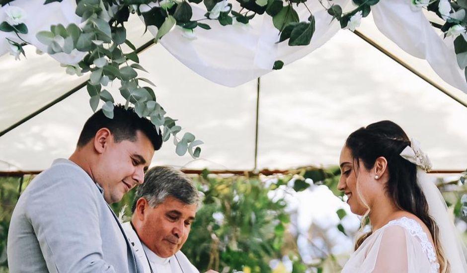 El casamiento de Ricardo y Bárbara en Cañuelas, Buenos Aires