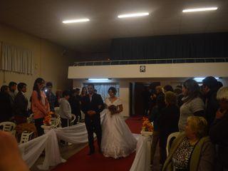 El casamiento de Jonatan y Victoria 1