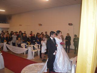 El casamiento de Jonatan y Victoria 2