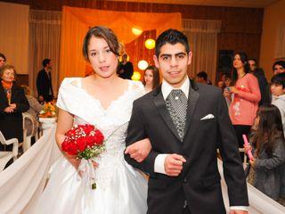 El casamiento de Jonatan y Victoria