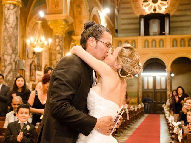 El casamiento de Liliana y Sebastián