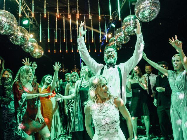 El casamiento de Laura y Alfonso