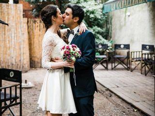 El casamiento de Noelia y Nicolás 2