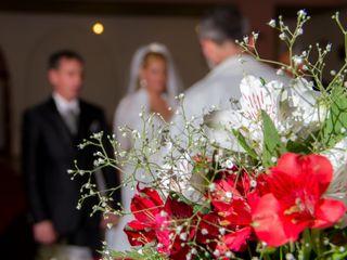 El casamiento de Monica y Julio 2