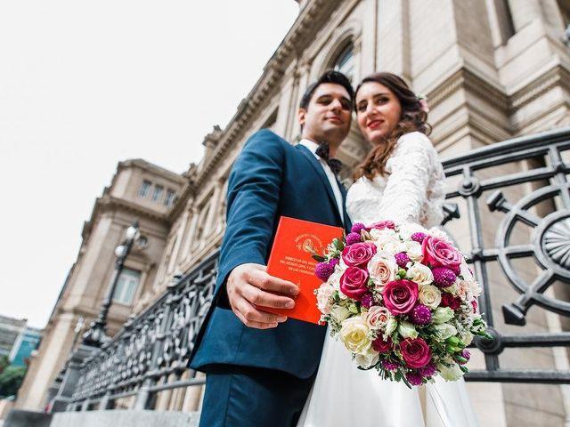 El casamiento de Noelia y Nicolás