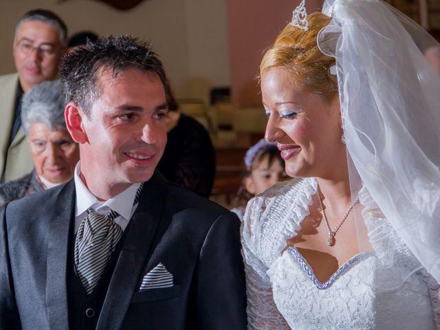 El casamiento de Monica y Julio