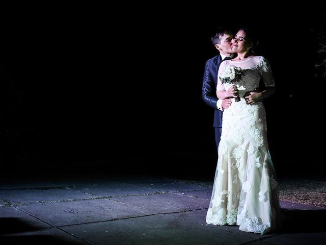 El casamiento de Mela y Bernardo