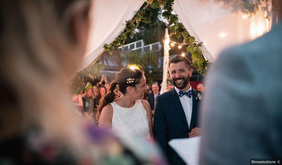 El casamiento de Santiago y Agustina en Martínez, Buenos Aires