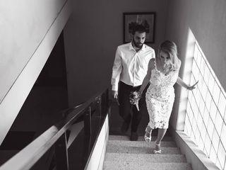 El casamiento de Cecilia y Johnathan 1