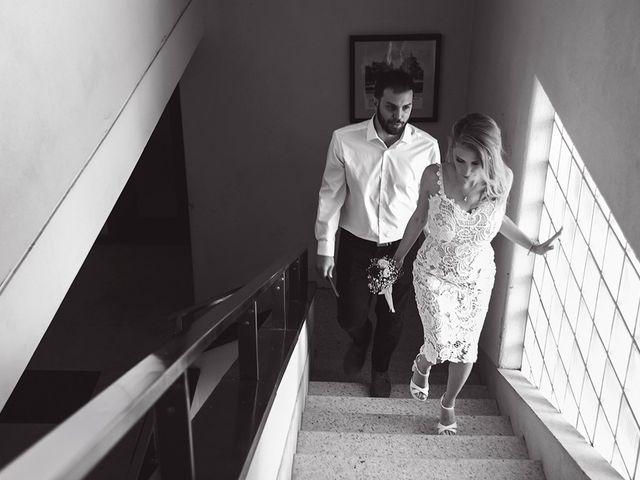 El casamiento de Cecilia y Johnathan