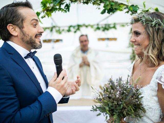 El casamiento de Maru y Rama