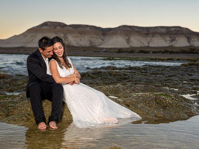 El casamiento de Ain y Damian