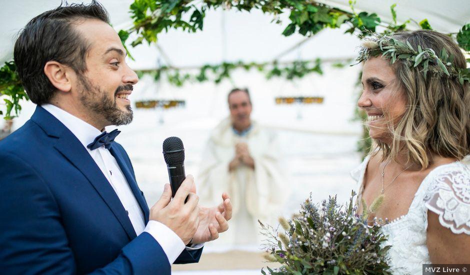 El casamiento de Rama y Maru en Martínez, Buenos Aires