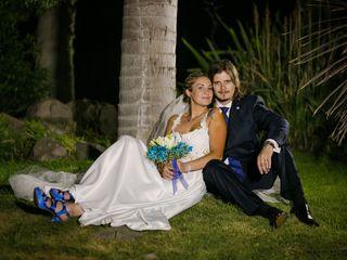 El casamiento de Matias y Marcela