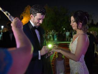 El casamiento de Mariana y Axel