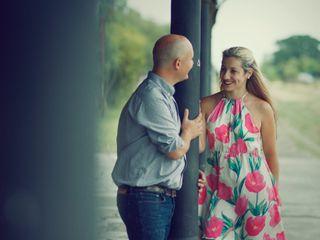 El casamiento de Eliana y Fernando 3