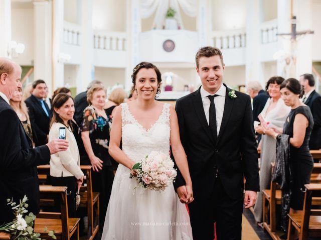 El casamiento de Maria Paz y Ezequiel