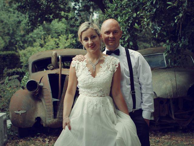 El casamiento de Eliana y Fernando
