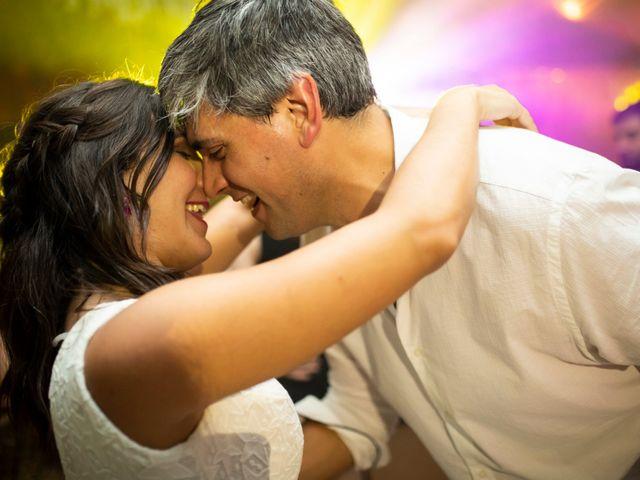 El casamiento de Romi y Gabi