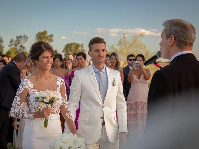 El casamiento de Micaela y Juan
