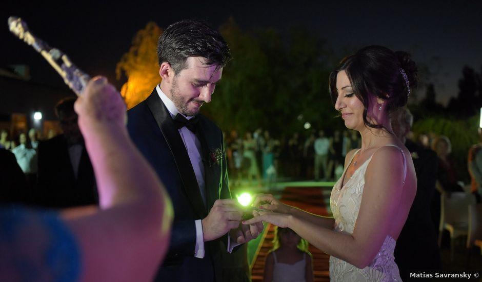 El casamiento de Axel y Mariana en General Rodríguez, Buenos Aires