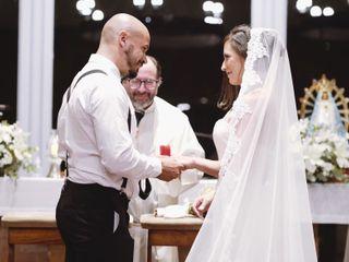 El casamiento de Ceci  y Ariel