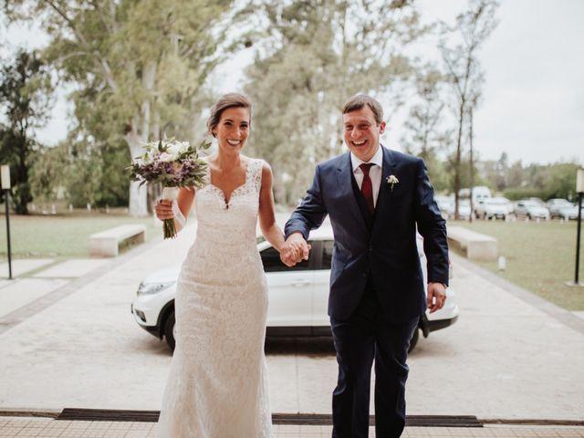 El casamiento de Cande y Hernán