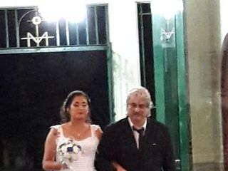 El casamiento de Carolina y Julián 1