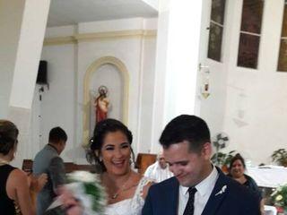 El casamiento de Carolina y Julián 3