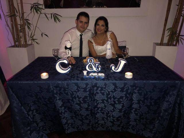 El casamiento de Carolina y Julián