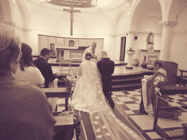 El casamiento de Roberta y Alejandro