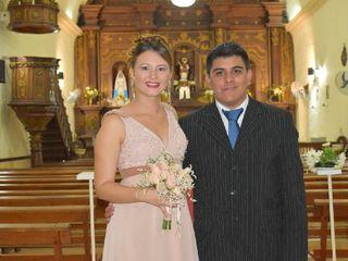 El casamiento de Roxana y Matías
