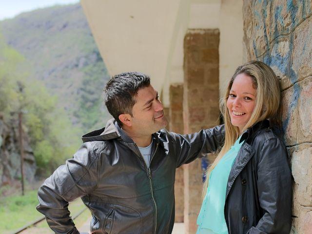 El casamiento de Flavio y Gisela en Lozada, Córdoba 4