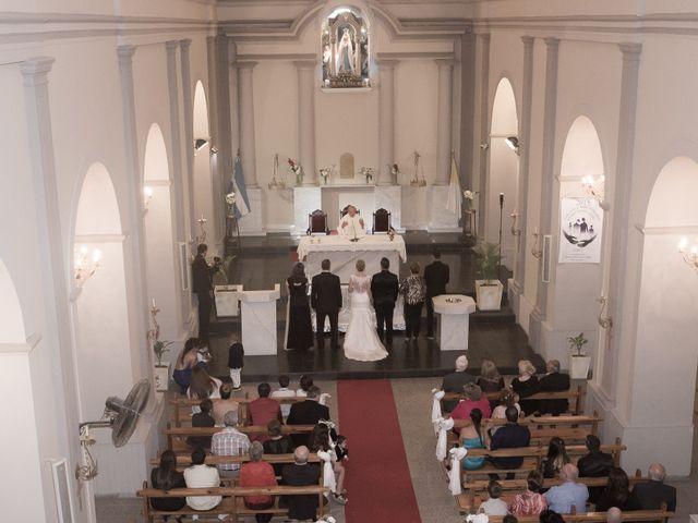El casamiento de Flavio y Gisela en Lozada, Córdoba 13