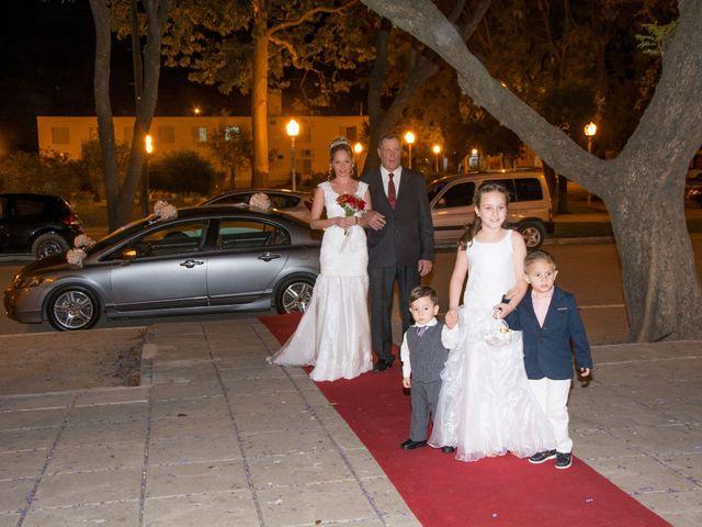 El casamiento de Flavio y Gisela en Lozada, Córdoba 20