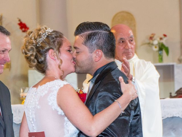 El casamiento de Flavio y Gisela en Lozada, Córdoba 22
