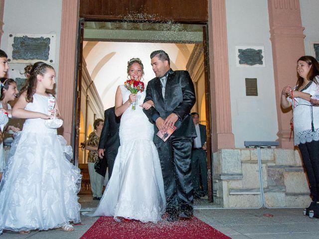 El casamiento de Flavio y Gisela en Lozada, Córdoba 23